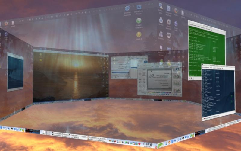 3D anracon-Arbeitsplatz