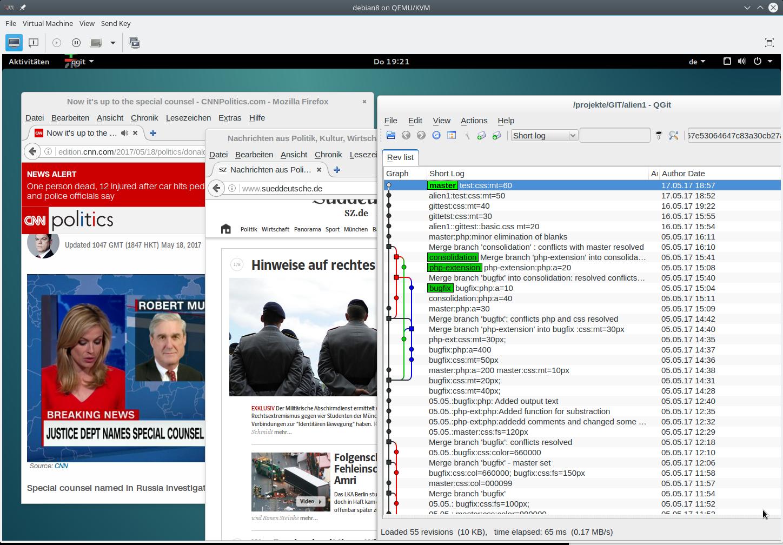 virtio graphics driver   Linux-Blog – Dr  Mönchmeyer / anracon